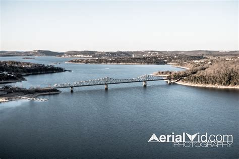 table rock lake aerial photography aerialvid