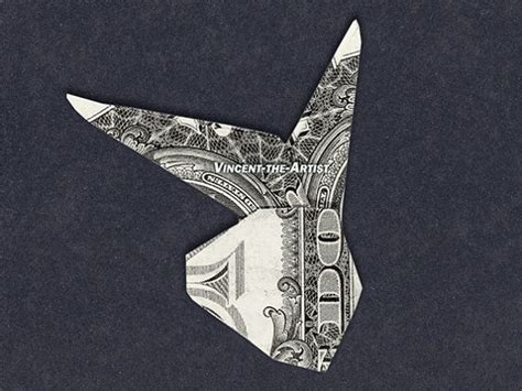 Dollar Bill Origami Rabbit - bunny dollar origami and on
