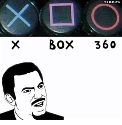 Gagging Meme - via 9gagcom x box 360 9gag meme on sizzle