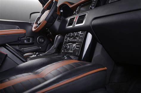 onyx range carbon motors releases range rover onyx concept