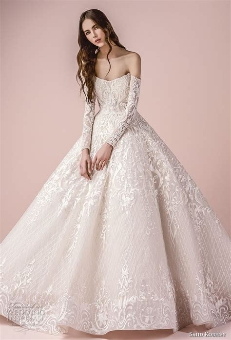 Embellished Wedding Gown the 25 best embellished wedding gowns ideas on