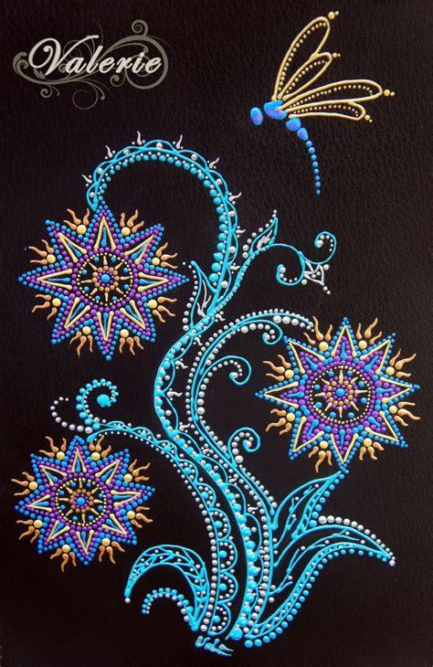 pattern art on canvas 745 best zentangle mandalas images on pinterest mandala