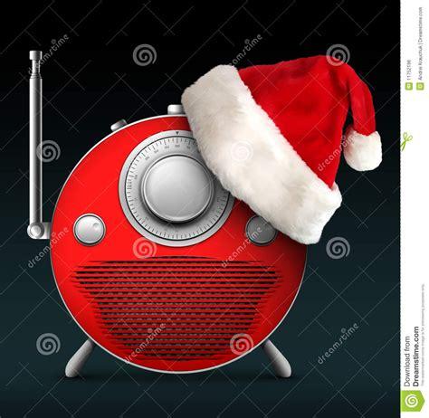 new year radio and new year radio royalty free stock image