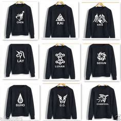 Luhan Exo Sweater By Dn2group kpop exo overdose hooded sweater korea seoul