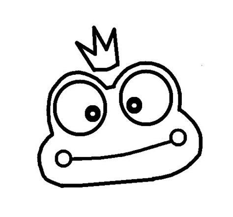 imagenes de ranas bonitas para dibujar dibujo de rana 2 para colorear dibujos net