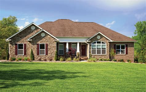 American House Plans With Photos by Comfortable American Style House Plans House Style