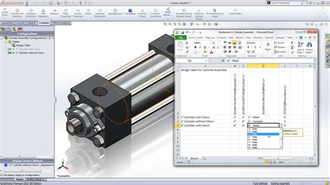 how to make a design table in solidworks solidworks 2013 announced ricky jordan s blog