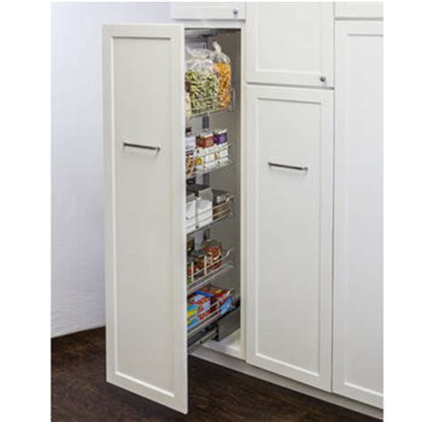 Wire Drawers For Pantry by Pantry Pullout Shelves And Baskets View And Reach Items