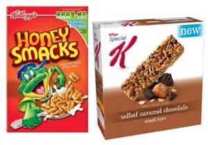 kelloggs honey smacks cereal special  bars    shoprite  living rich