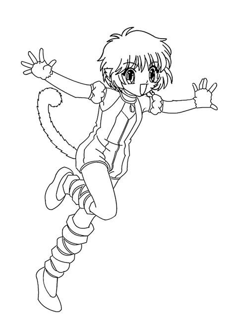 Mew Coloring Pages by 17 Best Images About Anime Coloring Pages On
