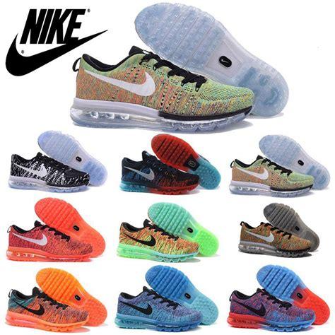 Nike Airmax Flyknit Premium Quality nike flyknit max mens running shoes 100 original nike