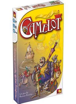 Asmodee Produit De by Asmod 233 E Camelot Jeu De R 244 Les Fnac Be