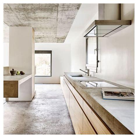 Cemento Premiscelato Per Top Cucina by Top In Cemento Co E La Cucina Si Veste Di Industrial Style