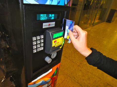 Credit Card Vending Machines Vending - bad idea or good idea vending machines accepting credit cards skybank financial