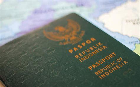 buat paspor online di bali keuntungan memiliki e paspor di indonesia dan cara