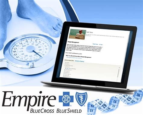 weight management blue cross blue shield let empire bluecross blueshield help you lose weight the