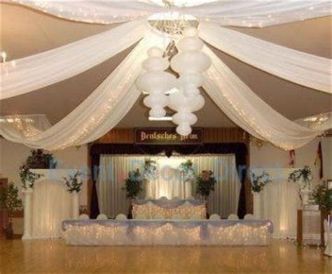 Diy Ceiling Draping by Diy Ceiling Draping Hula Hoop Wrapped In Tulle Add