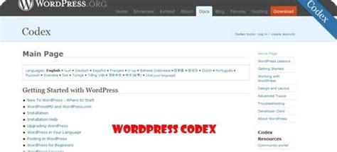 wordpress cheat sheets
