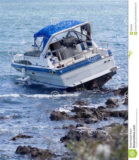 boat crash dream boat crash stock image image of ship shore travel