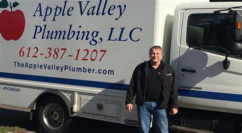 about apple valley plumbing company