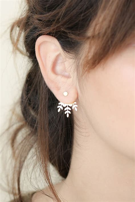Ear Jackets shlomit ofir geo ear jackets shlomit ofir