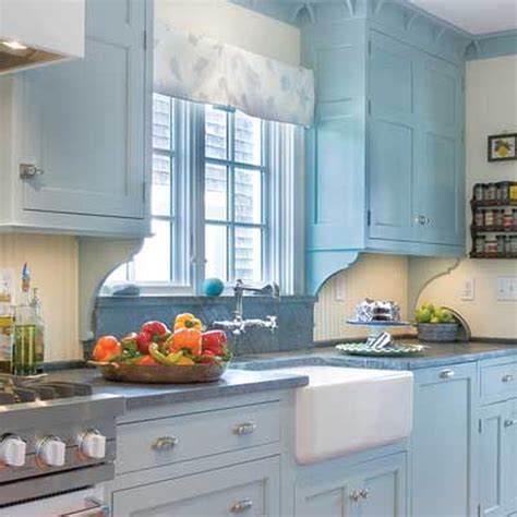 blue kitchen decor ideas wonderful blue kitchen design with layout kitchen