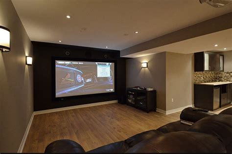 clever   basement home theater ideas awesome