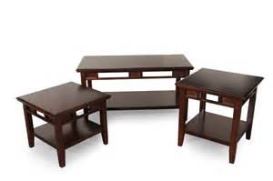 logan coffee table set mathis brothers furniture