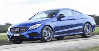 Mercedes Amg Coupe 2017 Mercedes Amg C43 Coupe Review Caradvice