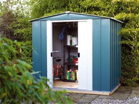 Erecting A Garden Shed by Metal Garden Sheds Shed Plans
