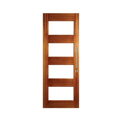 Exterior Doors Bunnings Hume Doors Timber 2040 X 820 X 40mm Savoy Entrance Door With Frosted Glass
