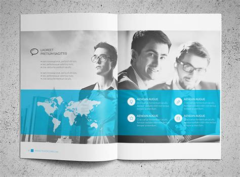 leaflet layout inspiration 25 really beautiful brochure designs templates for
