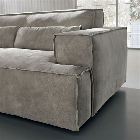 Nubuck Leather Sofa Opl 224 Nubuck Leather Sofa High Quality Maxdivani