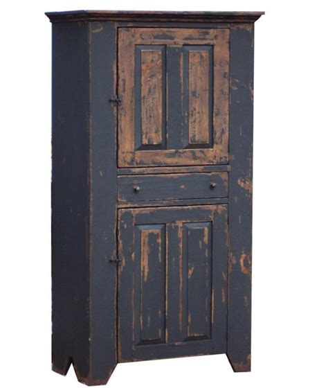 Primitive Furniture by Primitive Painted Furniture Ebay