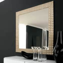 Unique Bathroom Mirror Ideas unique idea for bathroom mirrors crystal frame decosee com