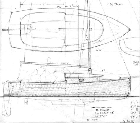 small yacht layout houseboat layout plans