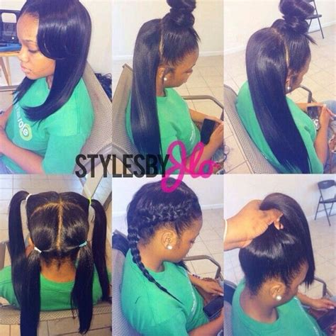 who do vixen sewin in chicago versatile sew in h a i r l a i d pinterest
