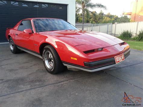 how it works cars 1986 pontiac firebird trans am navigation system 1986 pontiac firebird v8 305 not chevrolet motor pontiac