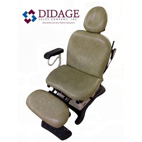 midmark room chairs ritter 630 humanform power procedure chair room
