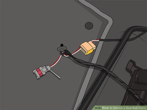 airbag deployment 2012 ford e150 seat position control 4 ways to disable a seat belt alarm wikihow