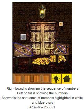 100 floors 2 escape level 47 100 doors brain teasers 2 level 47 walkthrough