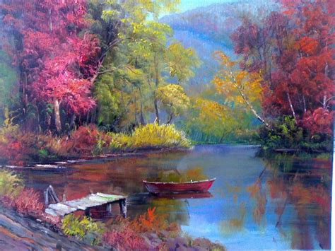 bob ross greatest painting commonboundaries the difference between a novel and a