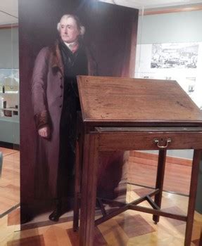 Jefferson Standing Desk by Sit Stand Desks The Past Present And Future Of Thinking
