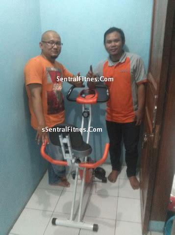 Alat Fitnes Rumahan jual alat fitnes treadmill sunter untuk di rumah