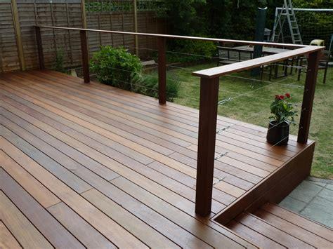Ipe Hardwood Deck, Hove » Arbworx