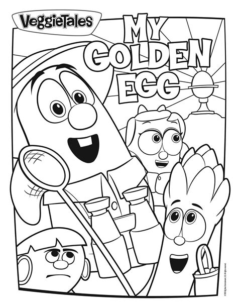 veggie tales easter coloring pages az coloring pages