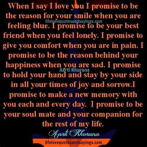 7 Best Promises For Happiness by Best Friend Quotes About Promises Quotesgram