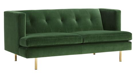cb2 apartment sofa cb2 apartment sofa avec green velvet apartment sofa cb2