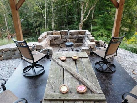pits outdoor pit design ideas