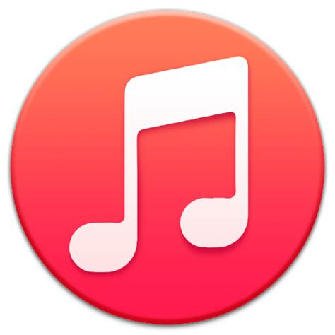 apple itunes apple itunes icon smooth app iconset ampeross